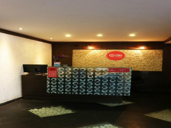 Relax Inn : Reception