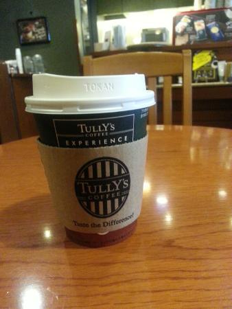 Tully's Coffee Higashi-Ginza