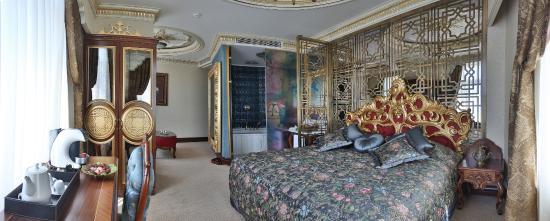 Daru Sultan Galata : Grand Deluxe Golden Horn View