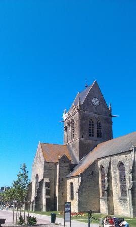 Saint mere l 39 eglise photo de la flambardiere bayeux - Chambres d hotes sainte mere l eglise ...