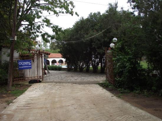 Front Gates Picture Of Amalia Apartments Koukounaries