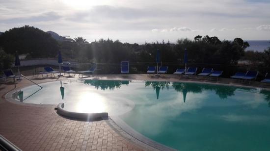 Park Hotel Cilento: piscina