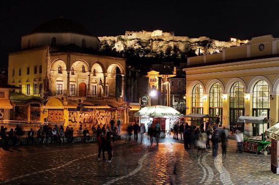Square Monastiraki
