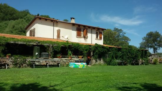 Bonorva, Italia: Vista fronte fiume