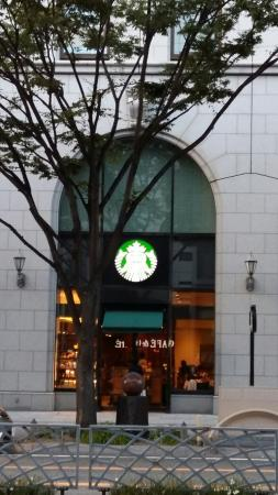 Starbucks Coffee Mitsui Sumitomo Bank Nagoya