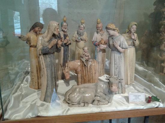 Presepe ceramica - Foto di Museo della Ceramica, Grottaglie