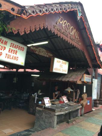 Pesona Seafood