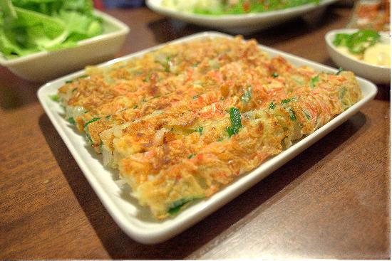 Korean traditional home cooking KAN