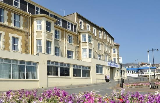 Bays Hotel Sandown Isle Of Wight Exterior