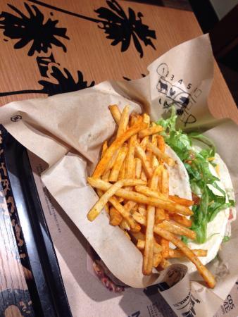 Taco Bell, Shibuya Dogenzaka