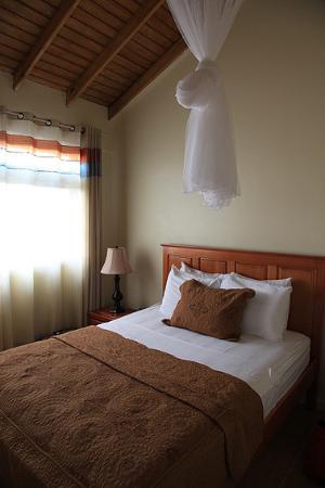 Marigot, Dominica: Bedroom