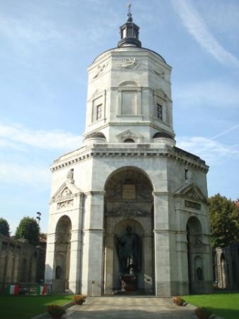 Tempio della Vittoria : Il tempio
