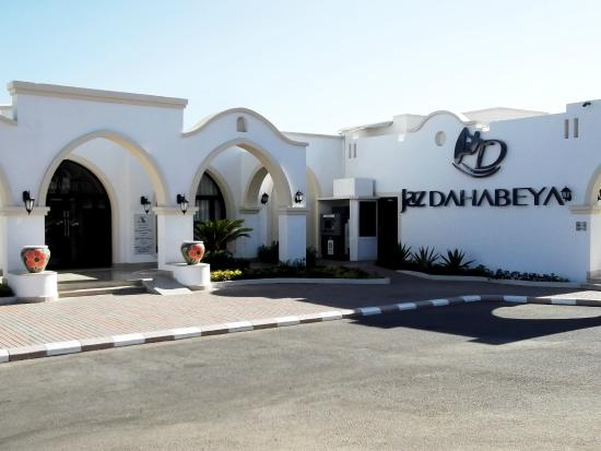 Jaz Dahabeya: Hotel Entrance