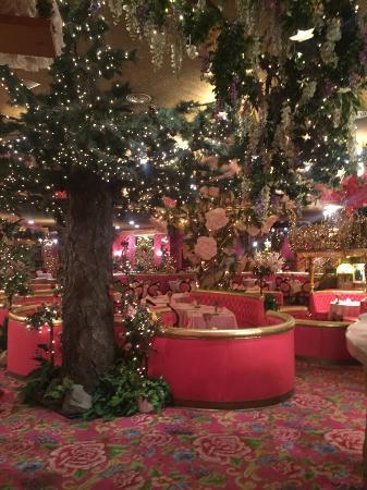 Fabulous Restaurant at the Madonna Inn
