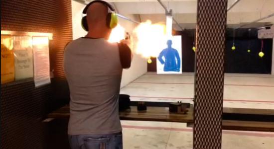 Montgomery Indoor Shooting Complex: boooeeem!!!