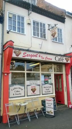 Sargents Ice Cream Parlour