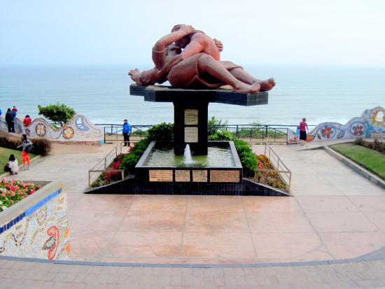 Miraflores - Picture of Miraflores Boardwalk, Lima - TripAdvisor
