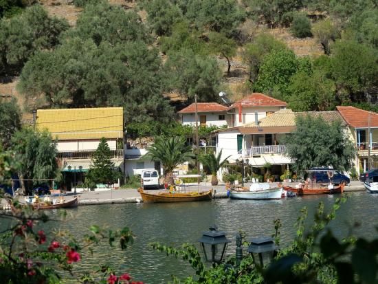 Sivota Bay