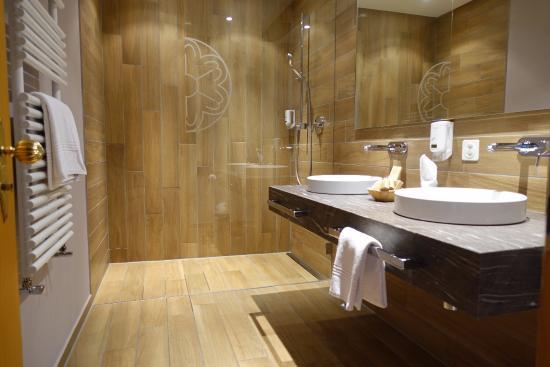 Salle de bain - Bild von Hotel Rosatsch, Pontresina - TripAdvisor