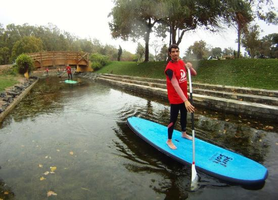 7 Essencia Surf & Bodyboard School: Stand Up Paddle Experience in Lisbon