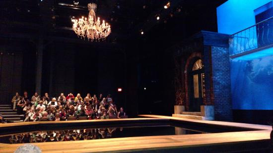 "Arden Theatre Company : Set for Ovid's ""Metamorphoses"""