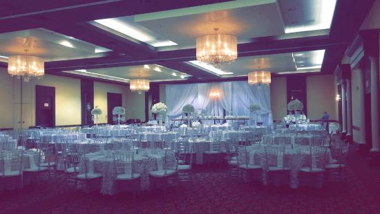 Four Points By Sheraton London Wedding Reception