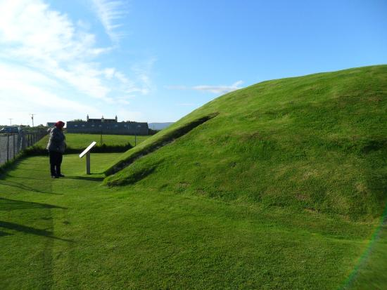Stenness, UK: Side view