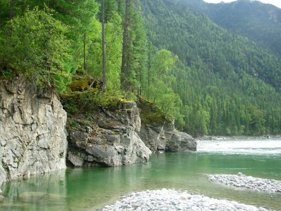 Orlik, รัสเซีย: река по пути