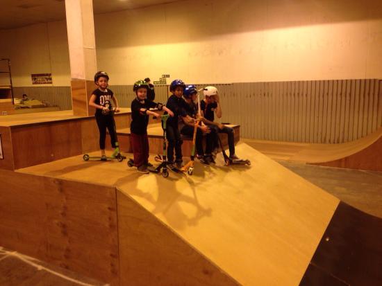 TASR Indoor Skatepark