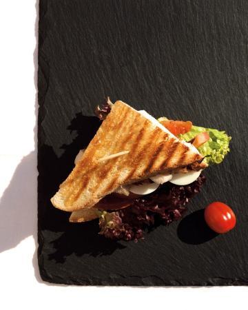 Laurin Bar - Club Sandwich