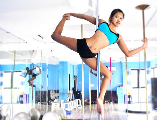 Pole Dance School Phuket