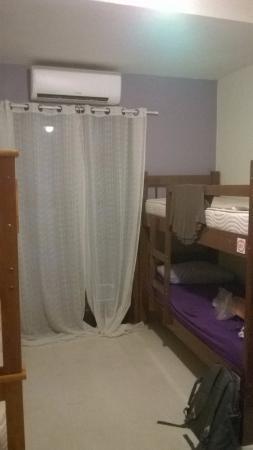 Adepta Hostel: quarto