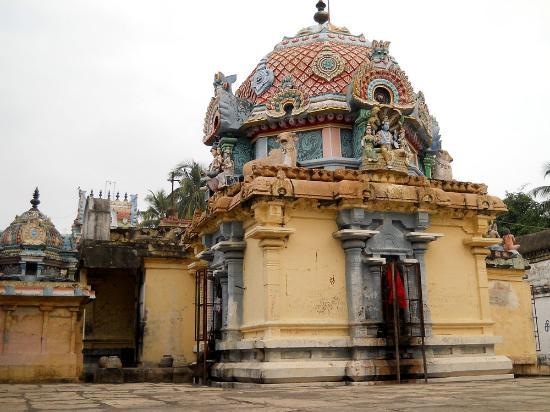 Thanjavur District, Индия: Temple