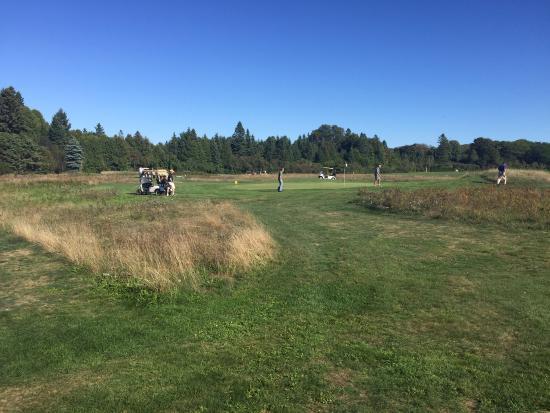 Wawashkamo Golf Club Mackinac Island Mi