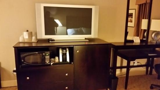 Holiday Inn Columbia East : tv