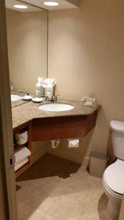 Holiday Inn Columbia East : bathroom