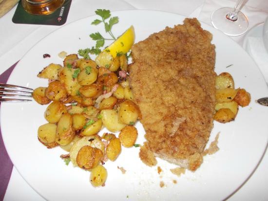Stadtwirt Bremen schnitzel e patate al forno picture of stadtwirt bremen tripadvisor