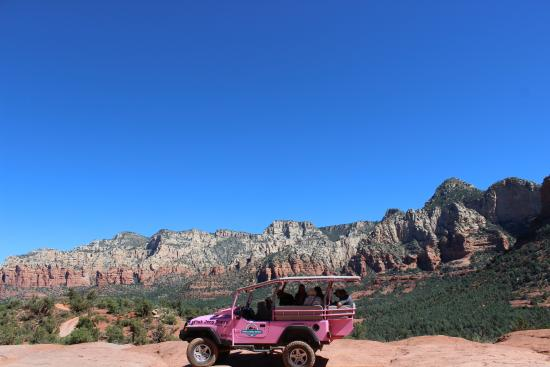 Broken Arrow Tour Picture Of Pink Jeep Tours Sedona