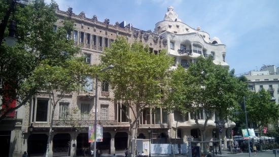 Fragata Hotel: Гауди)