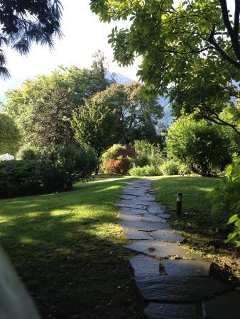 Castel Rundegg Hotel: Il giardino