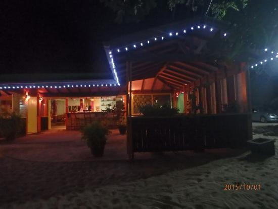 Coconut Beach : From the beach.