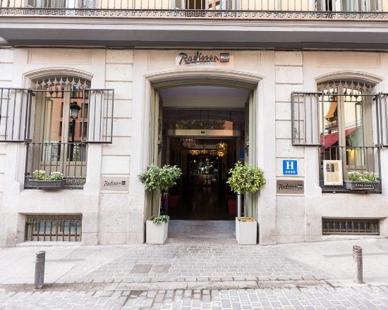 Room Picture Of Radisson Blu Hotel Madrid Prado Madrid