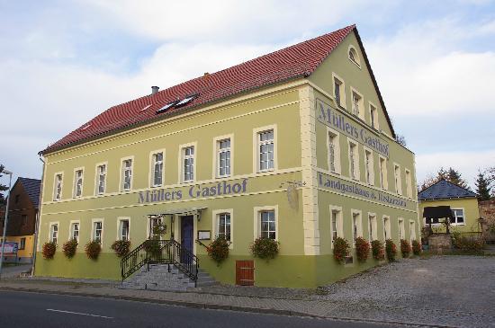 Hotel und Pension Muellers Gasthof