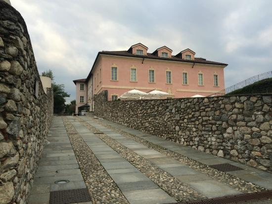 Oleggio Castello, Italia: new wing