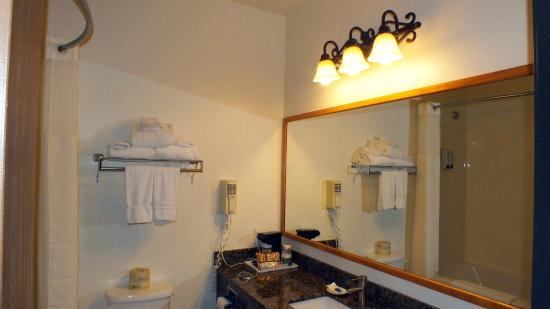 BEST WESTERN Gold Canyon Inn & Suites: Guest Bathroom