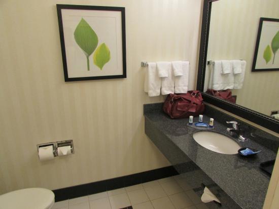 Fairfield Inn & Suites Richfield: Self explanatory