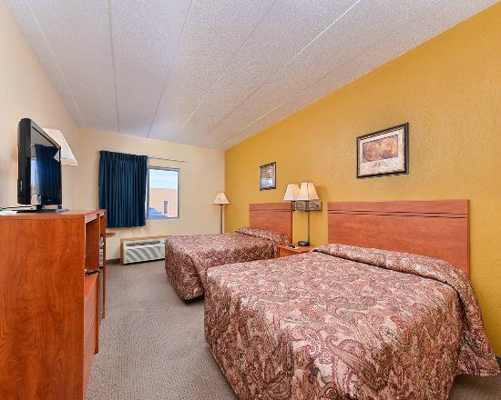 Econo Lodge : Double Bed Room