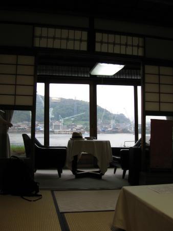 Ryotei Ryokan  Uonobu : すべての部屋がオーシャンビュー