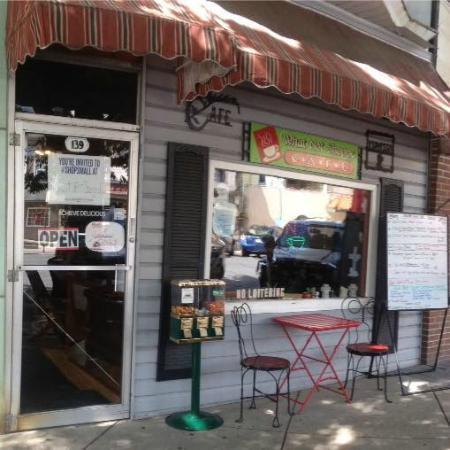 WhatNot Shoppe Cafe