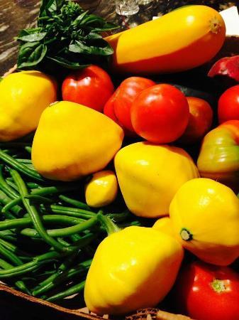 Camano Island, WA: Our Own Culinary Farm